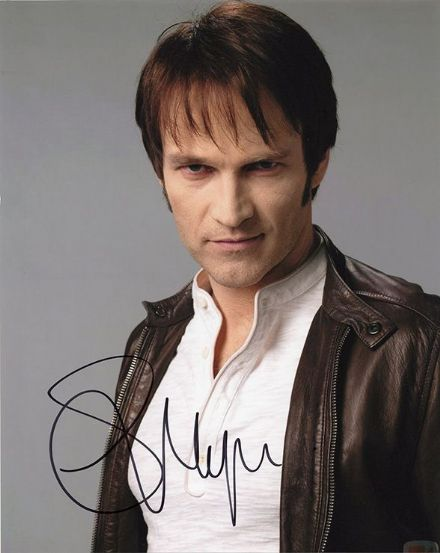 Stephen Moyer, True Blood, signed 10x8 inch photo.